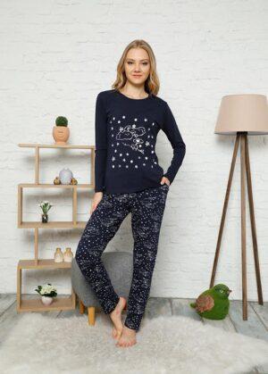 kilic-12001-kadin-uzun-kol-pijama-takimi
